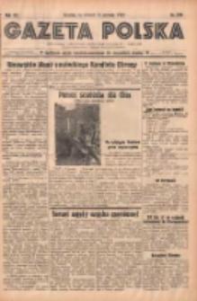 Gazeta Polska: codzienne pismo polsko-katolickie dla wszystkich stanów 1937.12.21 R.41 Nr293