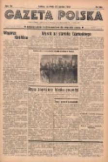 Gazeta Polska: codzienne pismo polsko-katolickie dla wszystkich stanów 1937.12.22 R.41 Nr294