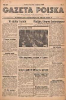 Gazeta Polska: codzienne pismo polsko-katolickie dla wszystkich stanów 1938.01.05 R.42 Nr3