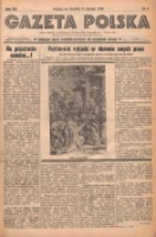 Gazeta Polska: codzienne pismo polsko-katolickie dla wszystkich stanów 1938.01.06 R.42 Nr4
