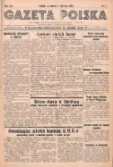 Gazeta Polska: codzienne pismo polsko-katolickie dla wszystkich stanów 1938.01.11 R.42 Nr7