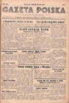 Gazeta Polska: codzienne pismo polsko-katolickie dla wszystkich stanów 1938.01.12 R.42 Nr8