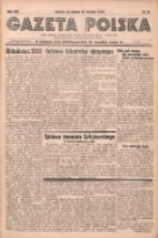Gazeta Polska: codzienne pismo polsko-katolickie dla wszystkich stanów 1938.01.15 R.42 Nr11