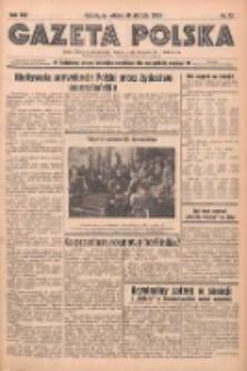 Gazeta Polska: codzienne pismo polsko-katolickie dla wszystkich stanów 1938.01.18 R.42 Nr13