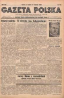 Gazeta Polska: codzienne pismo polsko-katolickie dla wszystkich stanów 1938.01.21 R.42 Nr16