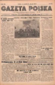 Gazeta Polska: codzienne pismo polsko-katolickie dla wszystkich stanów 1938.01.23 R.42 Nr18