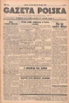 Gazeta Polska: codzienne pismo polsko-katolickie dla wszystkich stanów 1938.01.30 R.42 Nr24