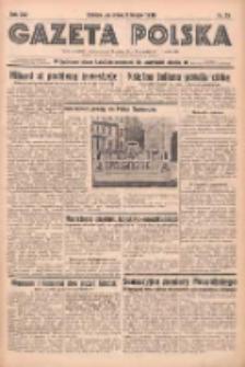Gazeta Polska: codzienne pismo polsko-katolickie dla wszystkich stanów 1938.02.02 R.42 Nr26