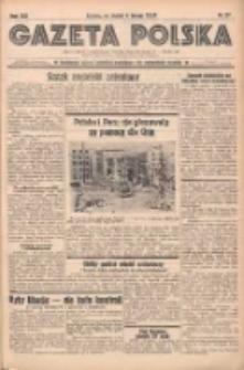 Gazeta Polska: codzienne pismo polsko-katolickie dla wszystkich stanów 1938.02.04 R.42 Nr27