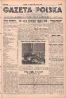 Gazeta Polska: codzienne pismo polsko-katolickie dla wszystkich stanów 1938.02.08 R.42 Nr30