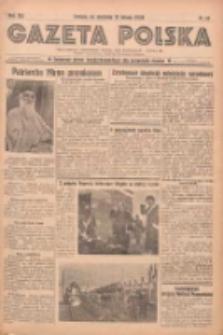 Gazeta Polska: codzienne pismo polsko-katolickie dla wszystkich stanów 1938.02.13 R.42 Nr35