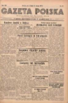Gazeta Polska: codzienne pismo polsko-katolickie dla wszystkich stanów 1938.02.15 R.42 Nr36
