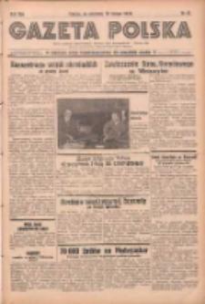 Gazeta Polska: codzienne pismo polsko-katolickie dla wszystkich stanów 1938.02.20 R.42 Nr41
