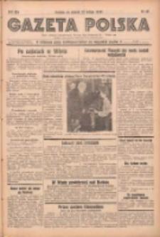 Gazeta Polska: codzienne pismo polsko-katolickie dla wszystkich stanów 1938.02.22 R.42 Nr42