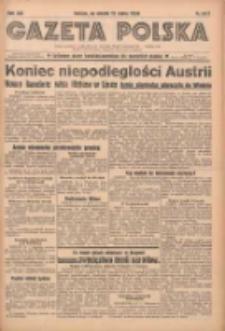 Gazeta Polska: codzienne pismo polsko-katolickie dla wszystkich stanów 1938.03.15 R.42 Nr60
