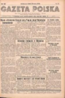 Gazeta Polska: codzienne pismo polsko-katolickie dla wszystkich stanów 1938.03.29 R.42 Nr72