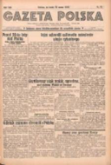 Gazeta Polska: codzienne pismo polsko-katolickie dla wszystkich stanów 1938.03.30 R.42 Nr73