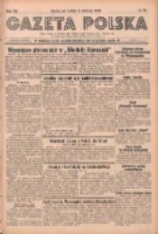 Gazeta Polska: codzienne pismo polsko-katolickie dla wszystkich stanów 1938.04.12 R.42 Nr84