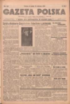Gazeta Polska: codzienne pismo polsko-katolickie dla wszystkich stanów 1938.04.15 R.42 Nr88