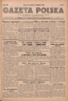 Gazeta Polska: codzienne pismo polsko-katolickie dla wszystkich stanów 1938.04.27 R.42 Nr97