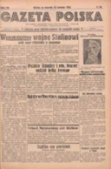 Gazeta Polska: codzienne pismo polsko-katolickie dla wszystkich stanów 1938.04.28 R.42 Nr98