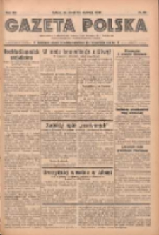 Gazeta Polska: codzienne pismo polsko-katolickie dla wszystkich stanów 1938.04.29 R.42 Nr99