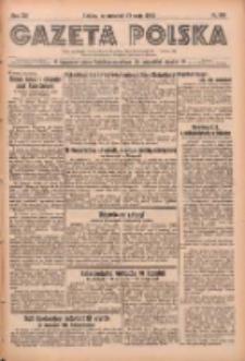 Gazeta Polska: codzienne pismo polsko-katolickie dla wszystkich stanów 1938.05.12 R.42 Nr109