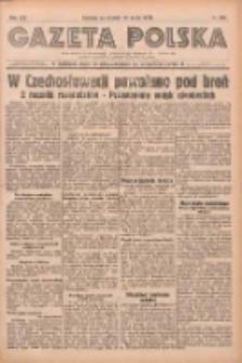 Gazeta Polska: codzienne pismo polsko-katolickie dla wszystkich stanów 1938.05.24 R.42 Nr119