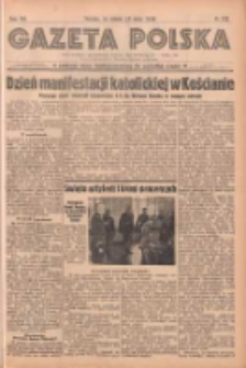 Gazeta Polska: codzienne pismo polsko-katolickie dla wszystkich stanów 1938.05.28 R.42 Nr122