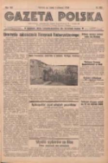 Gazeta Polska: codzienne pismo polsko-katolickie dla wszystkich stanów 1938.06.01 R.42 Nr125