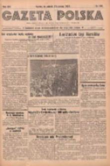 Gazeta Polska: codzienne pismo polsko-katolickie dla wszystkich stanów 1938.06.21 R.42 Nr140