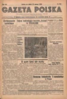 Gazeta Polska: codzienne pismo polsko-katolickie dla wszystkich stanów 1938.06.25 R.42 Nr144