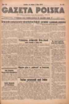 Gazeta Polska: codzienne pismo polsko-katolickie dla wszystkich stanów 1938.07.02 R.42 Nr149