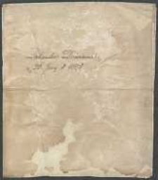 Zabawka dziecinna dn. 26 Junii r. 1805