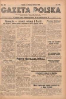 Gazeta Polska: codzienne pismo polsko-katolickie dla wszystkich stanów 1938.07.30 R.42 Nr173