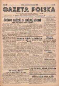 Gazeta Polska: codzienne pismo polsko-katolickie dla wszystkich stanów 1938.08.05 R.42 Nr178