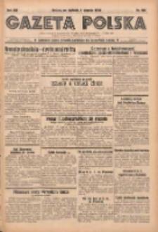 Gazeta Polska: codzienne pismo polsko-katolickie dla wszystkich stanów 1938.08.07 R.42 Nr180