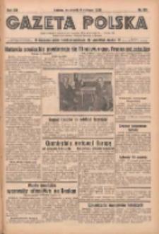 Gazeta Polska: codzienne pismo polsko-katolickie dla wszystkich stanów 1938.08.09 R.42 Nr181