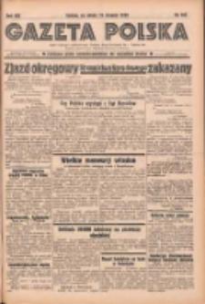 Gazeta Polska: codzienne pismo polsko-katolickie dla wszystkich stanów 1938.08.13 R.42 Nr185