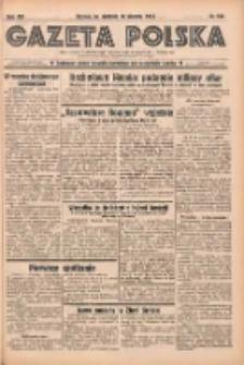 Gazeta Polska: codzienne pismo polsko-katolickie dla wszystkich stanów 1938.08.14 R.42 Nr186
