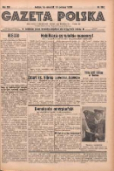 Gazeta Polska: codzienne pismo polsko-katolickie dla wszystkich stanów 1938.08.18 R.42 Nr188