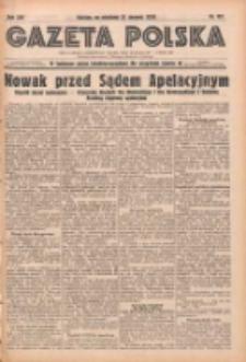 Gazeta Polska: codzienne pismo polsko-katolickie dla wszystkich stanów 1938.08.21 R.42 Nr191