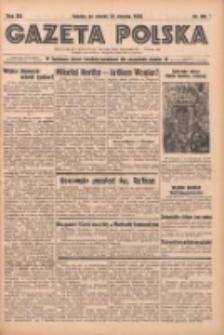 Gazeta Polska: codzienne pismo polsko-katolickie dla wszystkich stanów 1938.08.23 R.42 Nr192