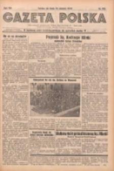 Gazeta Polska: codzienne pismo polsko-katolickie dla wszystkich stanów 1938.08.24 R.42 Nr193