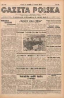 Gazeta Polska: codzienne pismo polsko-katolickie dla wszystkich stanów 1938.08.28 R.42 Nr197