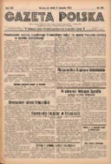 Gazeta Polska: codzienne pismo polsko-katolickie dla wszystkich stanów 1938.08.31 R.42 Nr199
