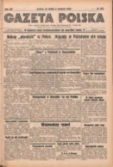 Gazeta Polska: codzienne pismo polsko-katolickie dla wszystkich stanów 1938.09.03 R.42 Nr202