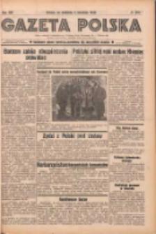 Gazeta Polska: codzienne pismo polsko-katolickie dla wszystkich stanów 1938.09.04 R.42 Nr203