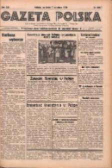 Gazeta Polska: codzienne pismo polsko-katolickie dla wszystkich stanów 1938.09.07 R.42 Nr205