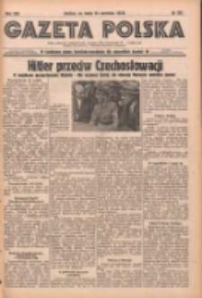 Gazeta Polska: codzienne pismo polsko-katolickie dla wszystkich stanów 1938.09.14 R.42 Nr211